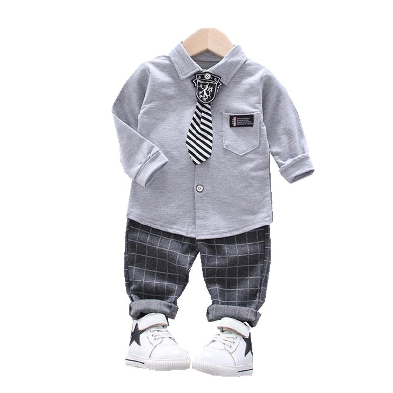 Купить новинка весенне осенняя одежда для маленьких мальчиков костюмы