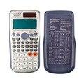 Ручной студенческий научный калькулятор 991ES плюс светодиодный карманный калькулятор для функций обучения
