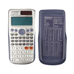 Handheld Student's Scientific Calculator 991ES PLUS LED Display Pocket Functions Calculator For Teaching Calculating Tool