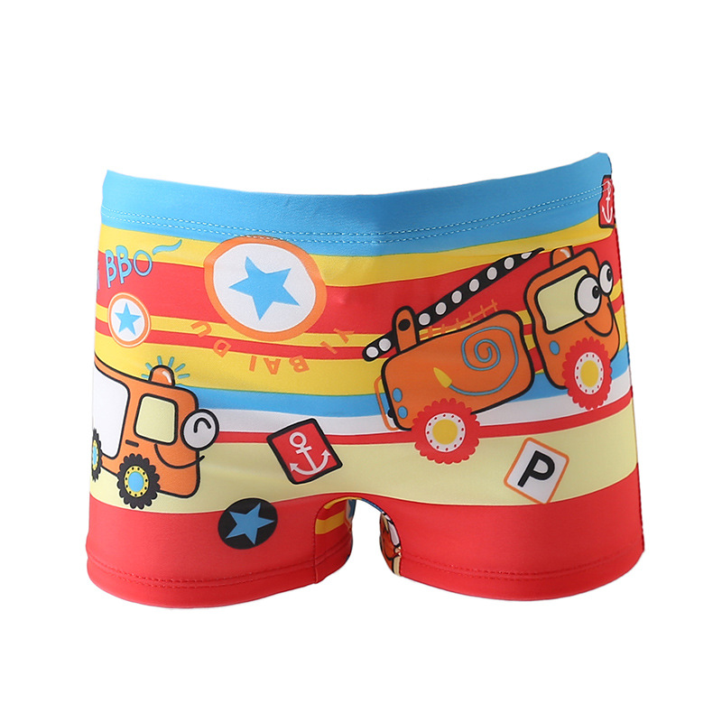 CHILDREN'S Swimming Trunks Swimsuit BOY'S AussieBum Small Swimming Trunks Child Swimming Trunks Chinlon Infant Baby Swimming Tru