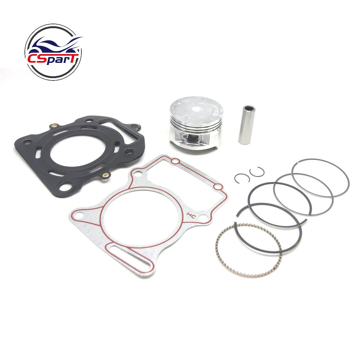 REPLACEMENT WHITE PLASTIC FENDER FAIRINGS KIT COMPATIBLE WITH HONDA CRF50 XR50 CRF XR 50 AND THEIR CLONES R NEWANIME