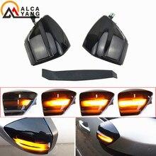 Dinamik dönüş sinyal ışığı LED yan ayna sıralı göstergesi flaşör Ford s max 07 14 Kuga C394 08 12 c max 11 19