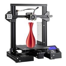 Ender-3X/Ender-3/Ender-3 Pro 3d принтер DIY Kit v-слот Обновление выключение питания большой размер печати 220*220*250 Creality 3D