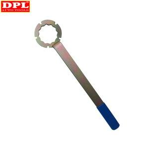 Image 4 - DPL Motor Zahnriemen Entfernung Installation Werkzeug Set Für Subaru Forester Nockenwelle Pulley Wrench Halter Auto Reparatur Werkzeug