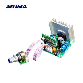 AIYIMA TDA7297 Bluetooth Amplifier Audio Board 15Wx2 Stereo Power Amplifiers Mini Amp DIY Home Theater Bluetooth Sound Speaker tda7850 bluetooth 5 0 high power audio amplifier board btl speaker mini amp 4 50w class ab hifi stereo subwoofer car amplifiers