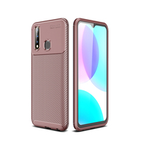 style protective For Vivo Y19 Case Business Style Silicone Rubber Shell Coque TPU Back Phone Cover For Vivo Y19 Protective Case For Vivo Y19 (4)
