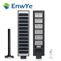 Lámpara Solar LED de pared, farola Solar con Sensor de movimiento PIR y Radar superbrillante, lámpara de seguridad para jardín al aire libre