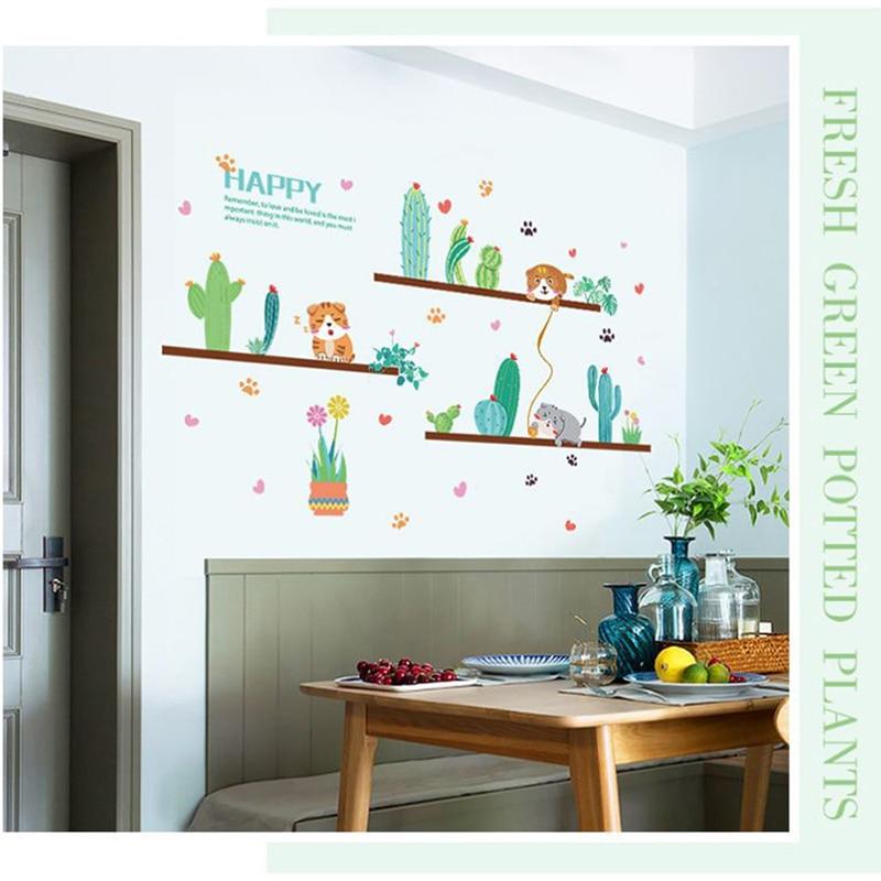 Купить наклейки на стену мультяшные наклейки декорацион para el hogar