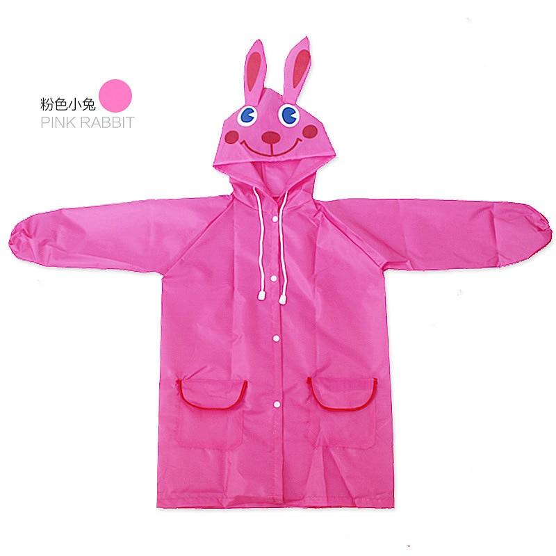 PPXX Cartoon Children Raincoat Kid Jacket Waterproof Outfit Rain Cover Baby Kids Poncho Cloak Hoody Coat Toddler 2