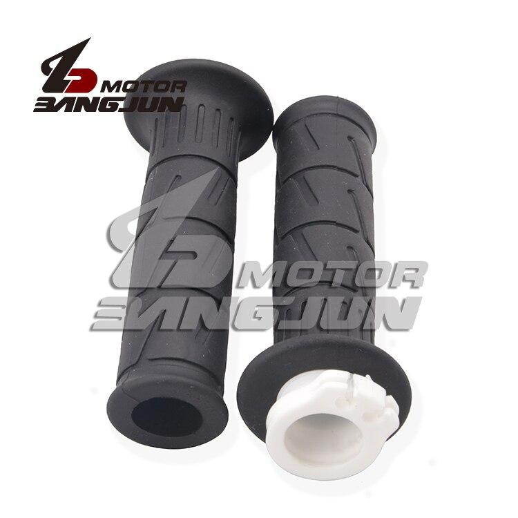 For Kawasaki ZXR400 ZZR400/600 ZRX400/750/1100/1200 Motorcycle  HANDLEBAR GEL HAND GRIPS