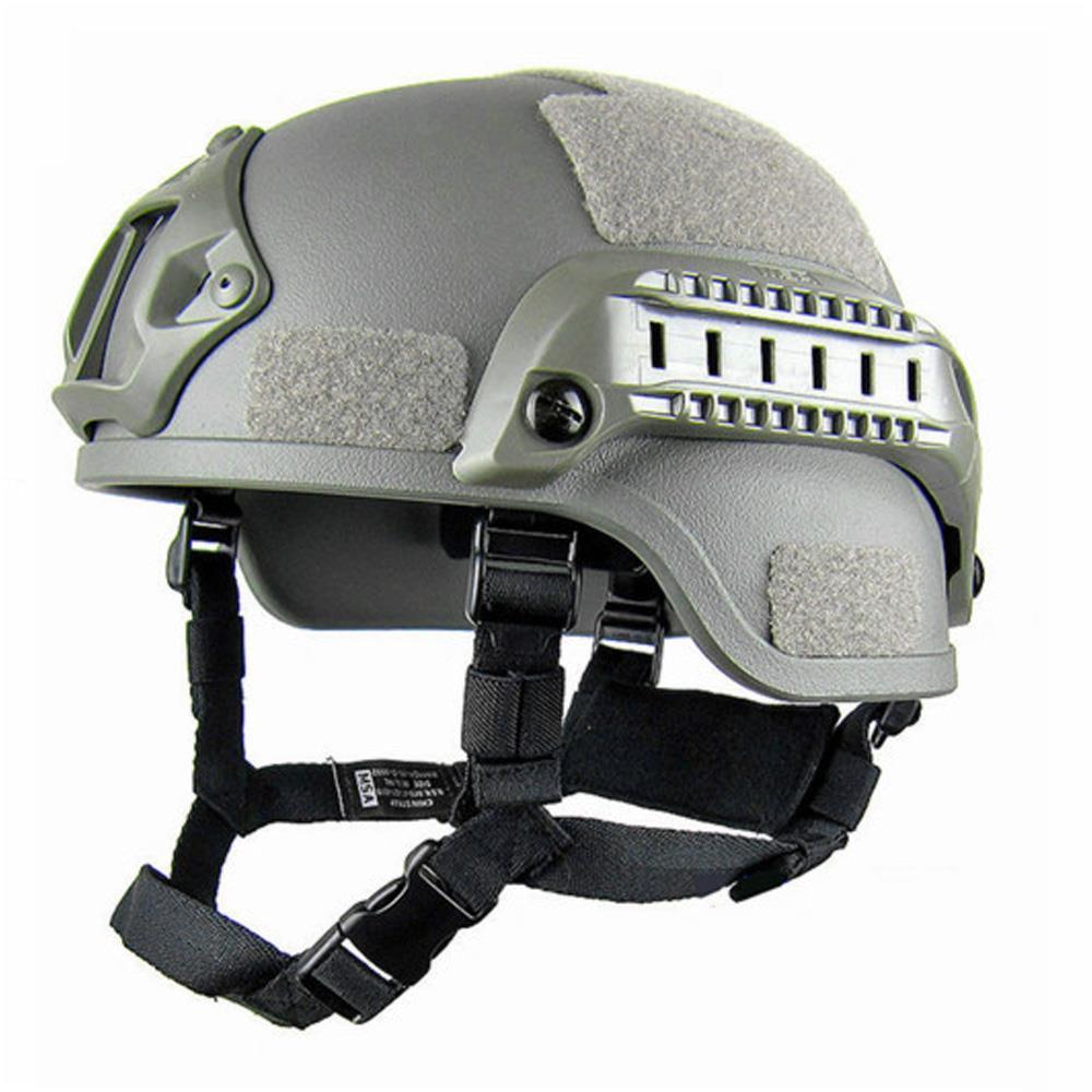camuflagem tático capacete leve