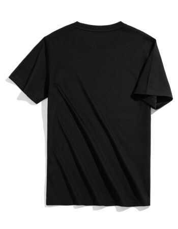 I hate you too hombres camisetas de moda Pop manga corta negro divertido estampado hombres camiseta Casual para hombres camisas de entrenamiento novio regalo