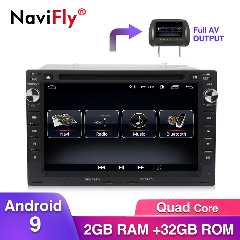 7'' 2din DSP Capacitive screen car dvd player gps navigator for VW <font><b>Golf</b></font> 4 DVD GPS Sharan T4 Passat B5 car radio audio cassette image