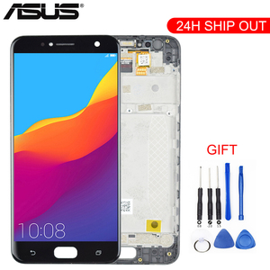 New 5.5 inch Full LCD DIsplay Touch Screen Digitizer Assembly with Frame For Asus Zenfone 4 Selfie ZB553KL X00LD X00LDA