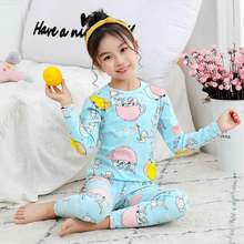 Пижама детская зимняя с длинным рукавом 100% хлопок на возраст