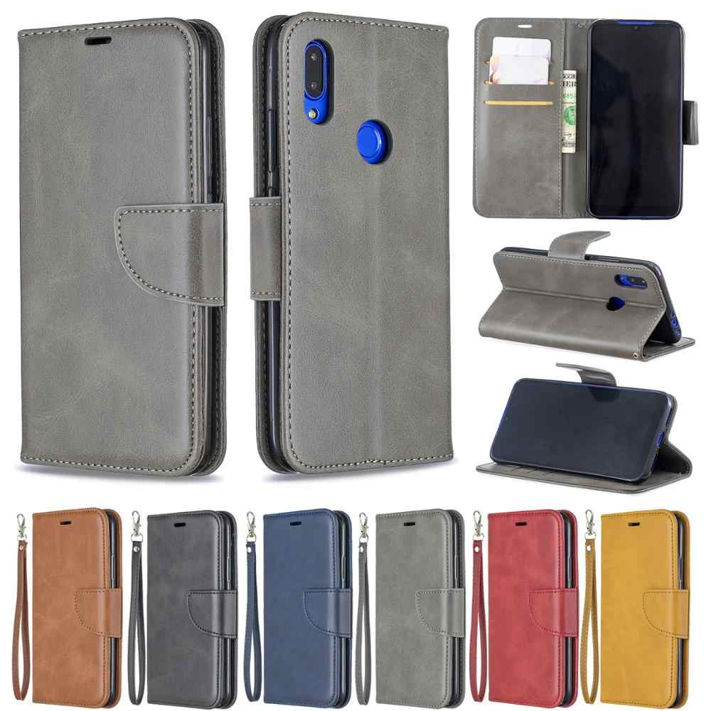 Wallet PU Leather Case for xiaomi POCO F1 Mi A2lite Flip Cover for  Redmi 5 plus 6A 6 pro 7 7A Note 4 4X 5 5A 6 pro 7 Case