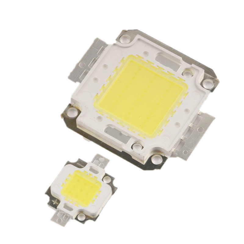 Blanco/blanco cálido 10W 20W 30W 50W LED light Chip DC 12V 36V mazorca integrada lámpara LED diodos DIY reflector bombilla image