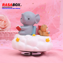 RASABOX - Musical Boxes & Figurines, Home Decor, Decorative Accents for Living Room or Dining Table