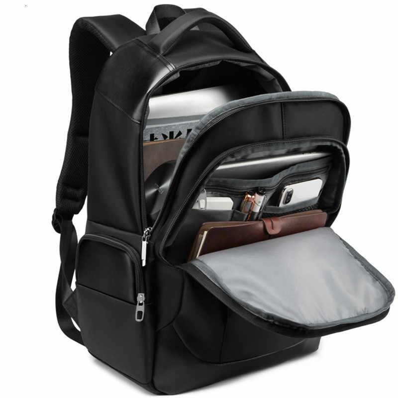 Top Merek Membawa Pria Tas Sekolah Port Charger USB Bisnis Perjalanan Ransel Laptop Hadiah Mochila Feminina 20 35 Liter Ransel