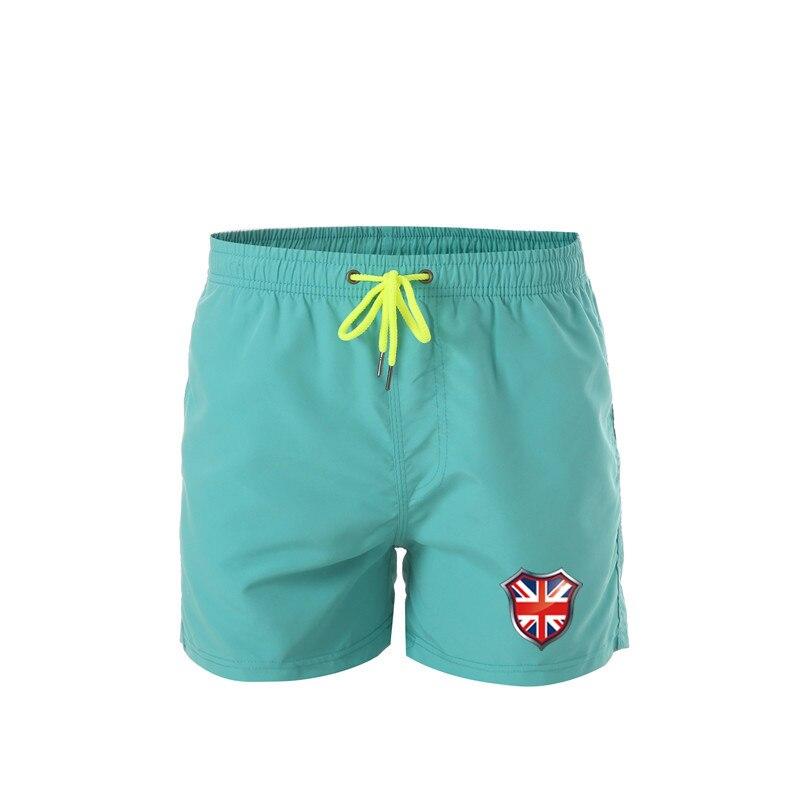 Swim Shorts For Man Beach Wear Bermuda Board Shorts Mens Summer Sexy Surf Swimwear Bathing Quick Dry Gyms Short Homme 10 Colors