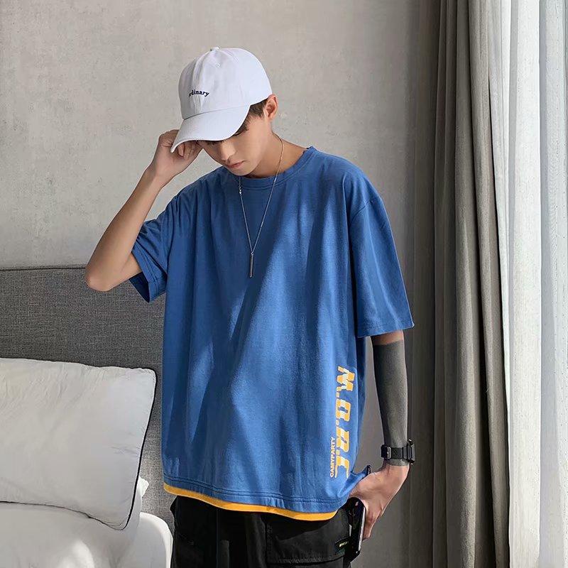 Купить оригинальная мужская футболка с короткими рукавами bxyichen