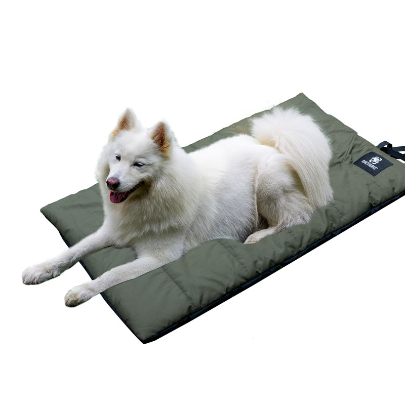 OneTigris Dog Sleeping Mats Travel Portable Pet Camping Bed|Outdoor Tools| |  - title=