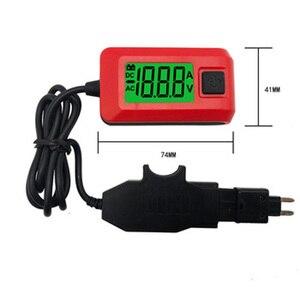 Image 4 - Herramienta de detección de fugas automática AE150, amperímetro de fusible de resistencia, detección de fallos del vehículo, control de calidad del fusible