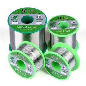 Image 5 - 100g Lead free Solder Wire 0.5 1.0mm Unleaded Lead Free Rosin Core for Electrical Solder RoHs