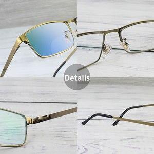 Image 5 - Bifocal óculos de leitura photochromic óculos de sol camaleão lente moldura para homem mulher óculos de visão + 1.5 2 2.5