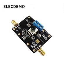 Op07 모듈 1 mhz 저 오프셋 기능 데모 보드 내의 단일 저 편차 전압 증폭기 신호 처리