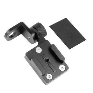 Image 5 - BGNing accessoires de moto rétroviseur support de montage pince barre support de caméra pour GoPro Max Xiaoyi SJCAM caméra daction