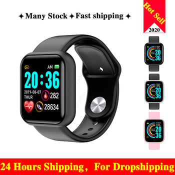 Smart Watch For Men Women Smartwatch For Android IOS Blood Pressure Heart Rate Waterproof Heart Rate Monitor PK B57 B58 Reloj