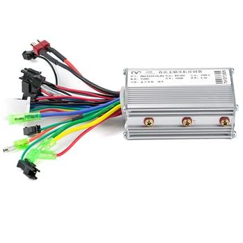 Controlador de Bicicleta eléctrica, 24V, 36V, 48V, 250W, 350W, 15A, cambio de...