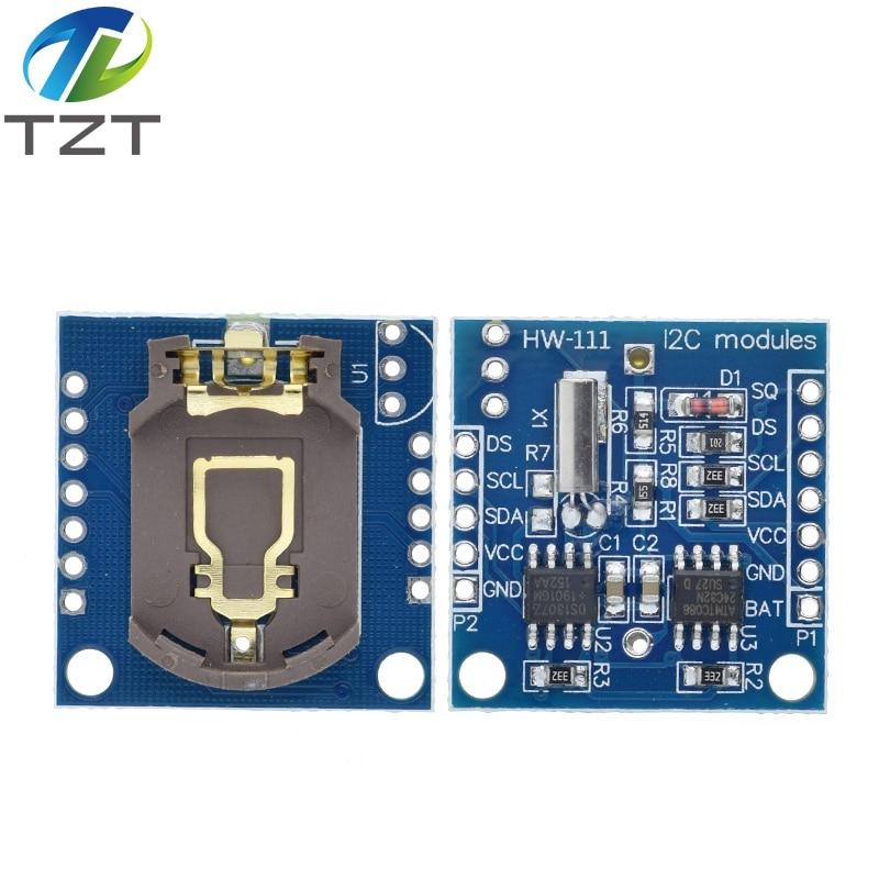 I2C RTC DS1307 AT24C32 тактовый модуль в реальном времени 51 AVR ARM PIC для arduino