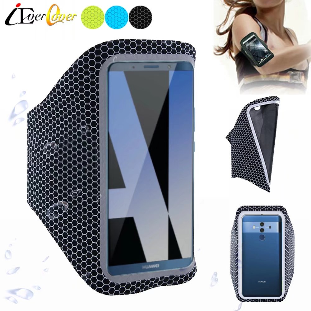 Sport Running Ultra Light Arm Band Case for Huawei Mate 30 20 10 Pro Mate 30 Lite Honor 7x 9i Nova 5 5i 4e 2i Phone Pouch Cover