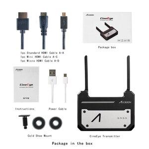 Image 1 - Accsoon CineEye ไร้สาย 5G 1080P MINI HDMI อุปกรณ์การส่งผ่าน Video Transmitter สำหรับ IOS iPhone สำหรับ iPad โทรศัพท์ Android