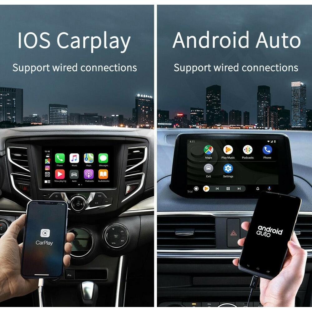 Carlinkit Smart Link Apple CarPlay Dongle für Android Navigation Player Mini USB Carplay Stick Voice Control