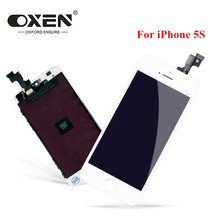 OXEN White&Black LCD for iPhone 5s 4.0