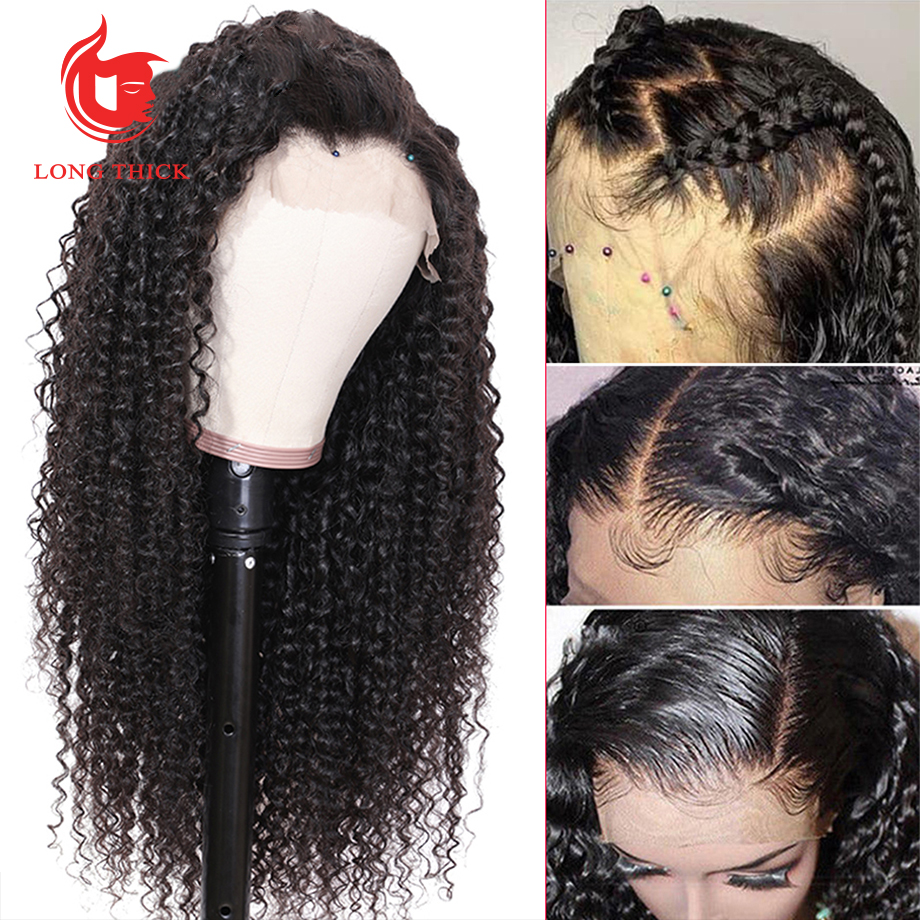 Loose Deep Wave Frontal Wig Bob Wig Lace Front  Wigs  30 Inch  Water Wave Lace Front Wig 4