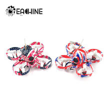 Eachine US65 UK65 65mm Whoop FPV Racing Drone BNF Crazybee F3 Flight Controller OSD 6A Blheli_S ESC(China)