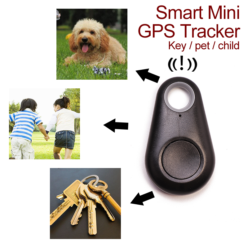 Gps-Tracker Trackers-Finder-Equipment Wallet Pets Keys Waterproof Smart Mini Kids Anti-Lost