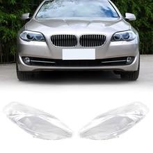 Автомобильные фары стекло крышка абажура оболочка Авто продукты для BMW F10 LCI F18 528i 530i 535i 2010