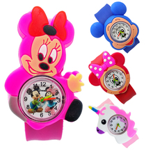 Relogio Infantil Cartoon Animal Kids Watches Life Waterproof