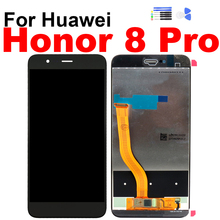 For Huawei Honor 8 Pro Display Touch Screen Digitizer LCD Assembly for Huawe Honor 8 Pro Screen Frame Repair Replacement цена в Москве и Питере