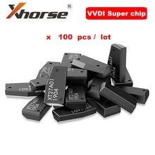 Original xhorse vvdi super chip xt27a01/xt27a66 trabalho com vvdi mini ferramenta chave 100 pces
