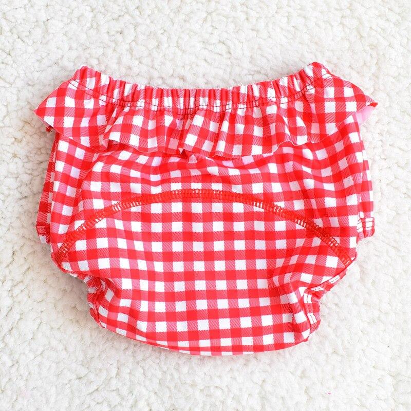 2019 New Style Hot Sales KID'S Swimwear BABY'S Swimming Trunks Small CHILDREN'S Strawberry Cartoon Leak-Proof BABY'S Swimming Tr
