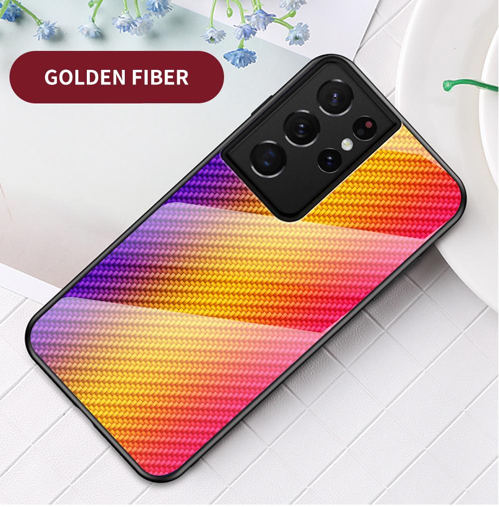 Galaxy S21 Ultra Carbon Fiber Case 15