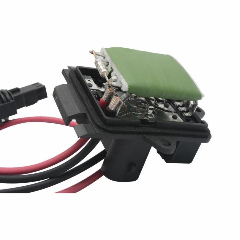 Нагреватель двигателя воздуходувки резистор 7701050325 4409452 91158691 для Renault trafc для Vauxhall Opel Vivaro 2001