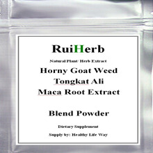 100gram (3.52oz),Top 3 Horny Goat Weed Epimedium Extract- Tongkat Ali, Maca Root Extract Blend Powder Male Stamina