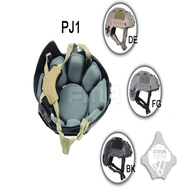 FMA simple version PJ outdoor tactical hot helmet CS field Helmet Series net